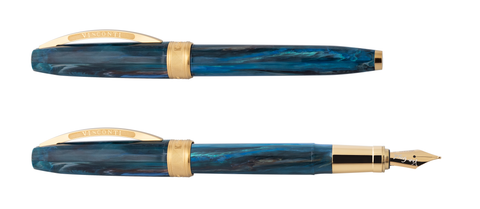 Visconti Van Gogh Fountain Pen - Wheatfield with Crows (Gift Set + Ink)