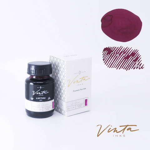Vinta Inks Vineyard [La Union 1971] - 30 mL bottled ink