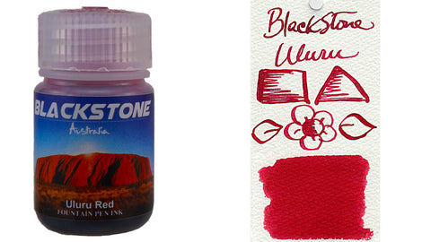 Blackstone Uluru Red Ink (30ml bottle)