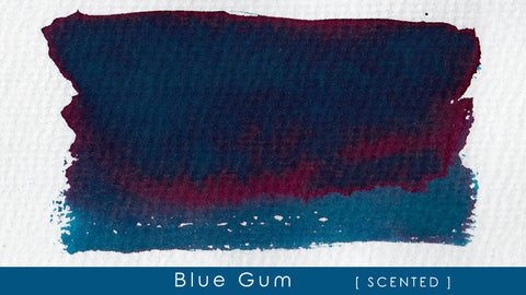 Blackstone Blue Gum Scented Ink (30ml bottle)