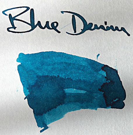 Robert Oster Blue Demin Ink (50ml Bottle)