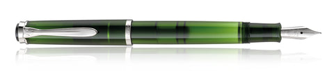 Pelikan M205 Olivine Fountain Pen - Special Edition