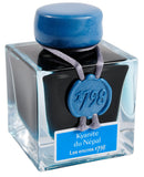 Jacques Herbin Kyanite du Népal - 1798 Collection Fountain Pen Ink (50 mL Bottle)