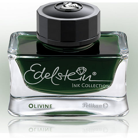 "Pelikan Edelstein Ink Olivine ""Ink of the Year 2018"""