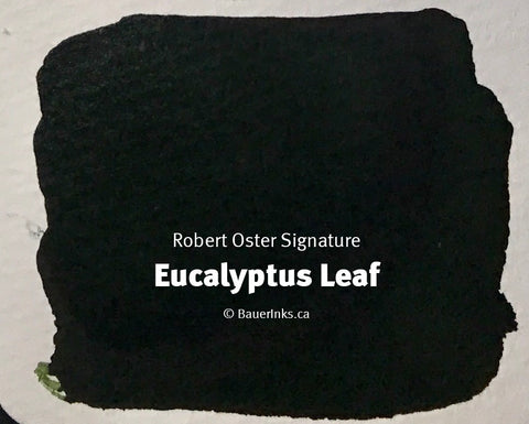 Robert Oster Eucalyptus Leaf Ink (50ml Bottle)
