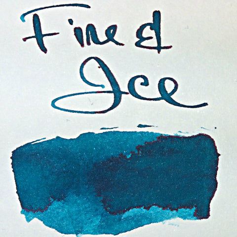 Robert Oster Fire And Ice Ink (50ml Bottle)
