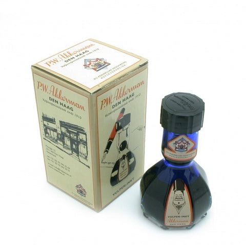 Akkerman 08 Diep-Duinwaterblauw (60 mL bottle)