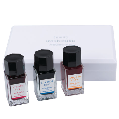 Pilot Iroshizuku Ink Mini Boxed Set - Summer Edition