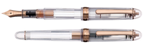 Platinum #3776 Century Fountain Pen - Nice Rose Gold (Limited Edition)