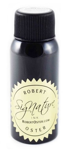 Robert Oster Black Violet Ink (50ml Bottle)