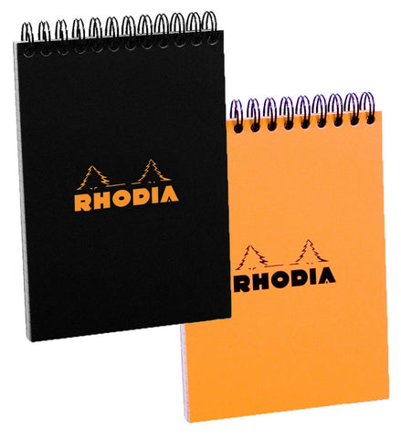Rhodia No. 13 A6 (4x6) Spiralbound DotPad
