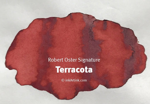 Robert Oster Terracotta Ink (50ml Bottle)