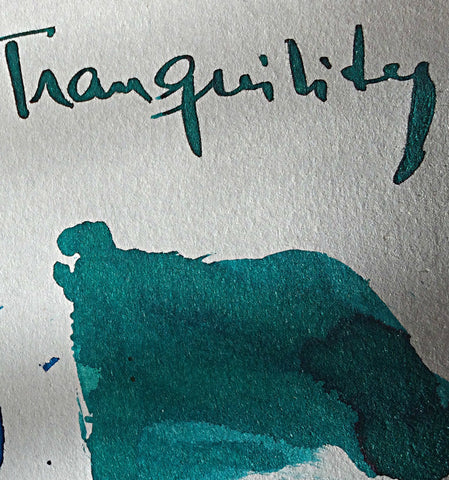 Robert Oster Tranquility Ink (50ml Bottle)