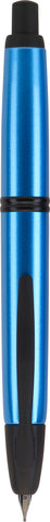 Pilot Vanishing Point Fountain Pen - Metallic Mountain Blue