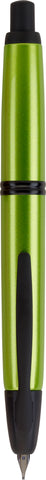 Pilot Vanishing Point Fountain Pen - Metallic Valley Green