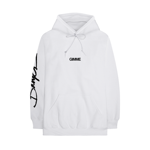 Banks Gimmie White Hoodie