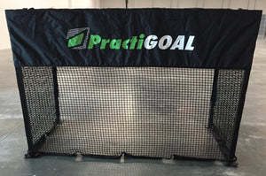 PractiGOAL- Branding Option: 1 Logo (Back Panel or 2 Side Panels)