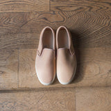Slip On Veg Tan Leather