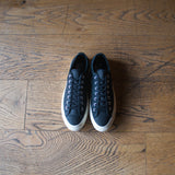 CT 70 OX - Black (Leather/Suede)