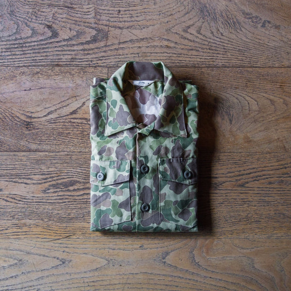 Fatigue Overshirt Frogskin Camo