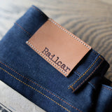 Spikes X001 Straight Slim Denim Indigo