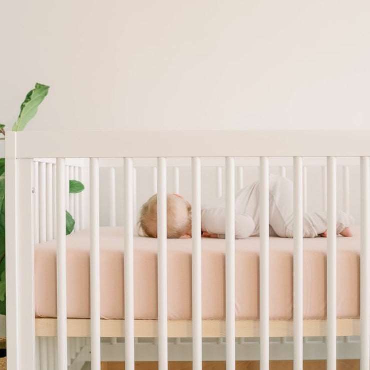 CRIB SHEETS | ROSE