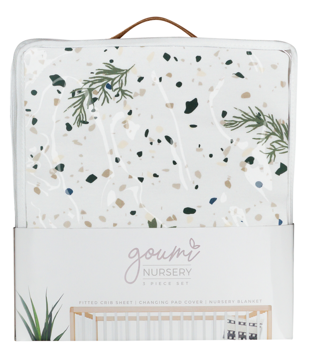 3 PIECE BEDDING SET | BOTANICAL