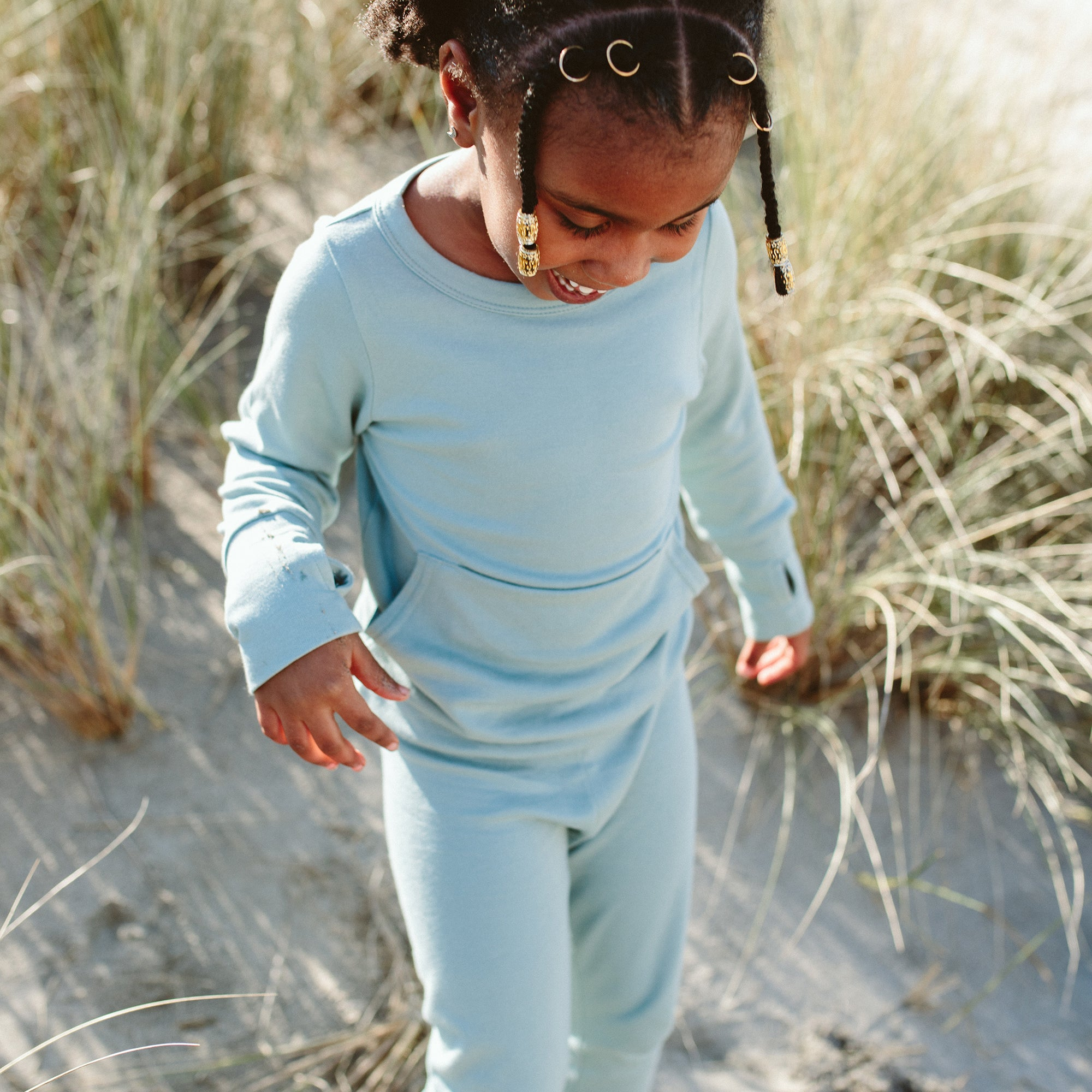 LOUNGEWEAR | SEA GLASS