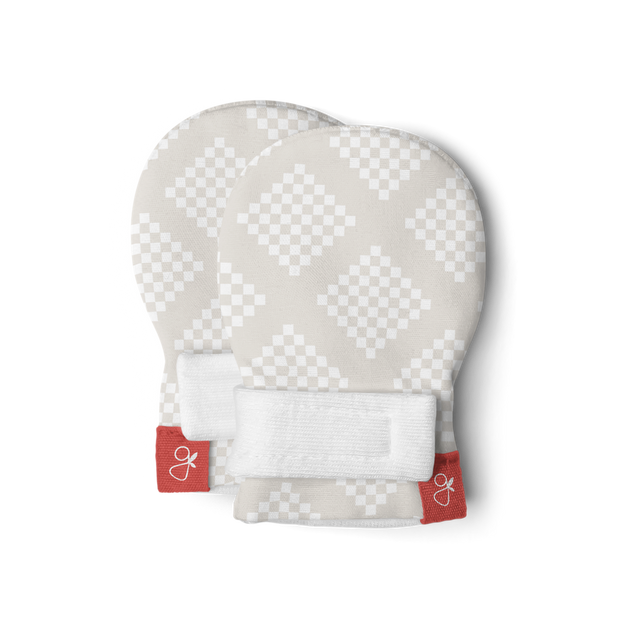 MITTS | DIAMOND DOTS CREAM