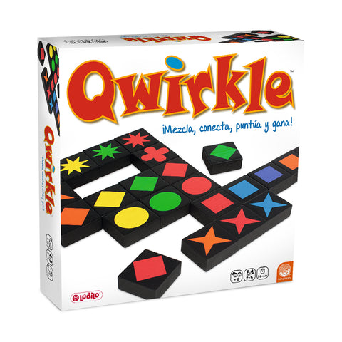 Qwirkle - Juegos educativos - Juguetes STEAM - Play & Explore