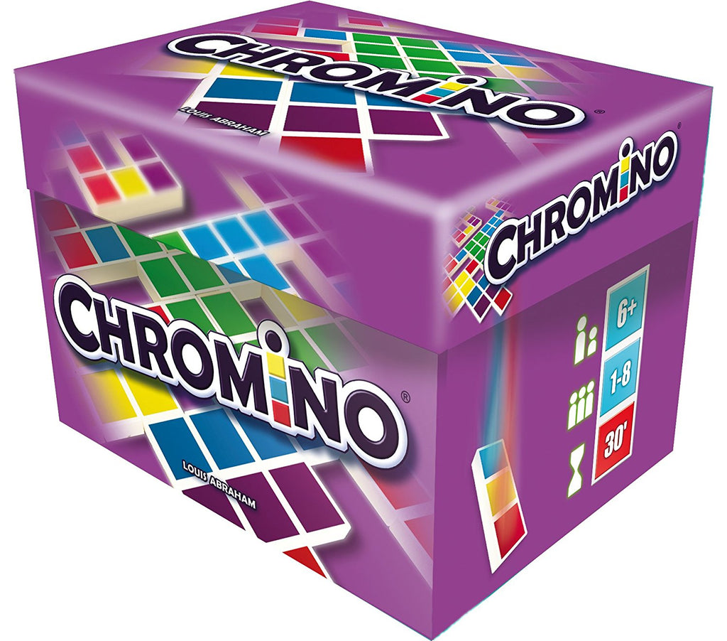 Chromino - Juegos educativos - Juguetes STEAM - Play & Explore