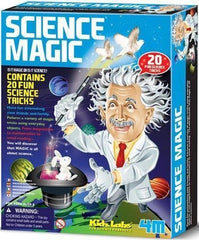 Science Magic juego