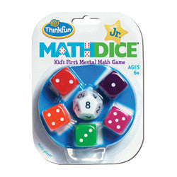 Math Dice - Thinkfun