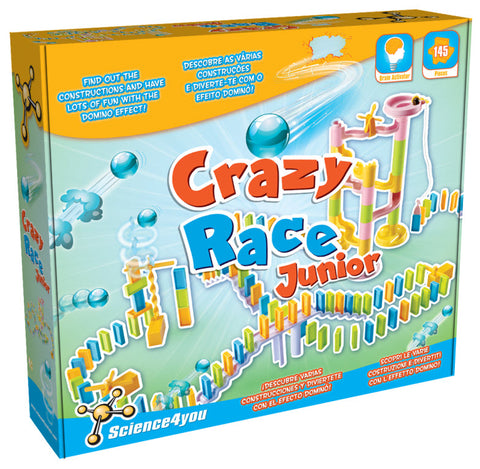 Crazy Race Jr. - Juguetes educativos - Juguetes STEAM