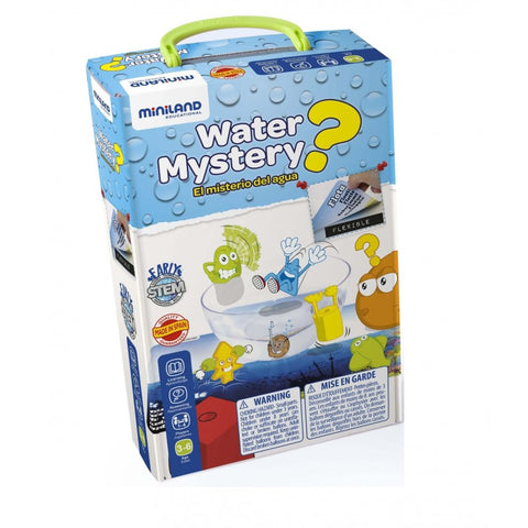 Mystery Water - Miniland - Juegos Educativos - Play & Explore