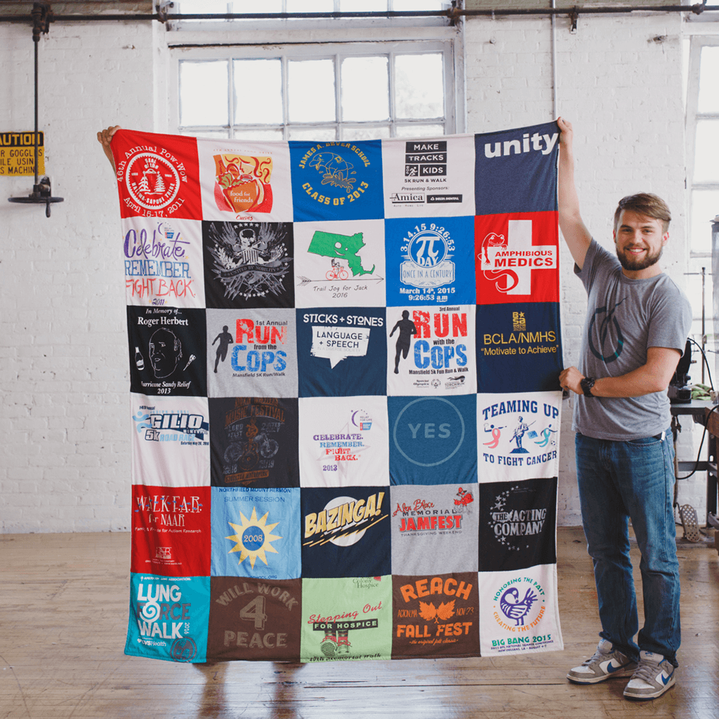 Original Blanquilt™ / T Shirt Quilts