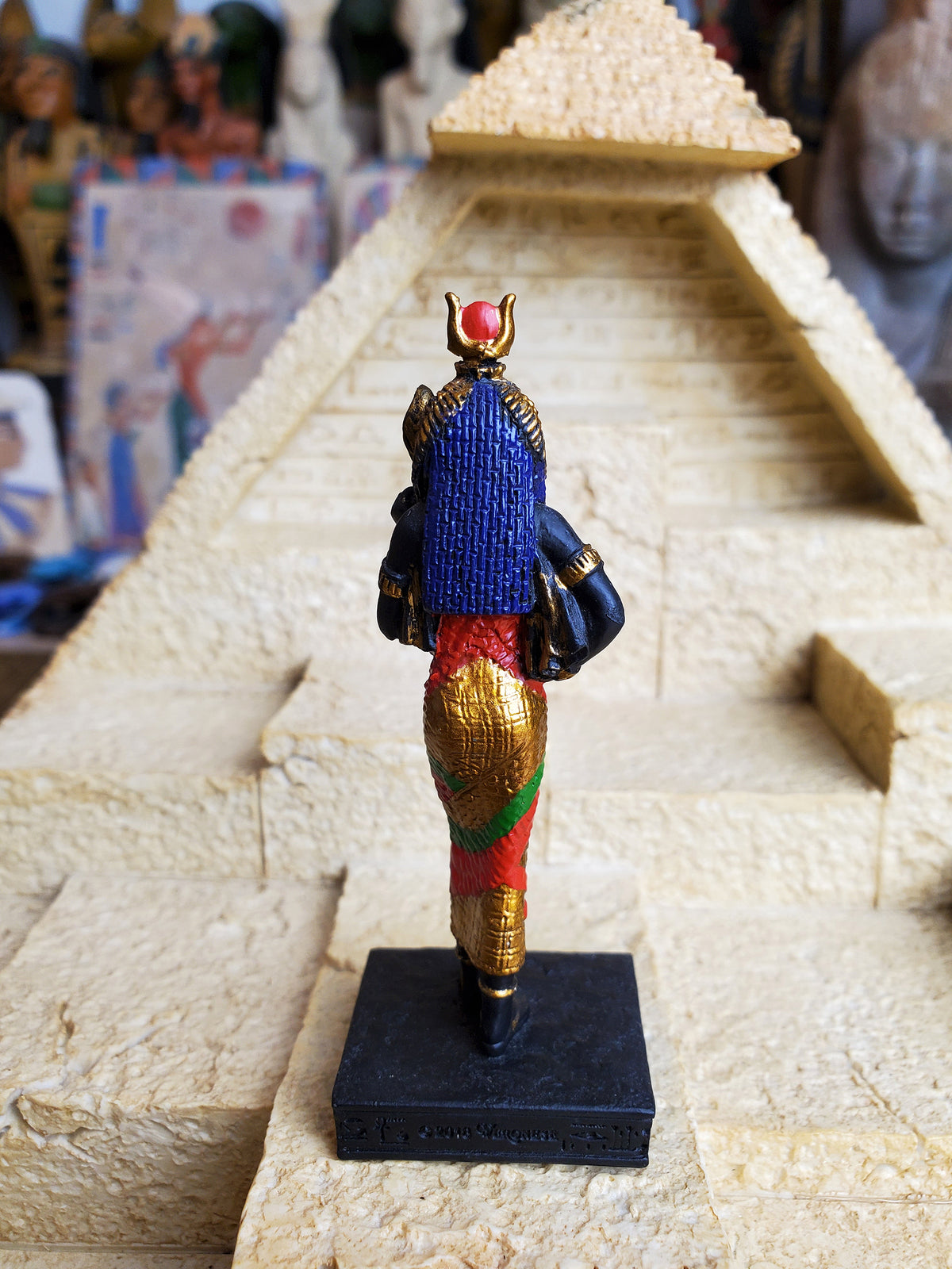 Hathor Mini Statue