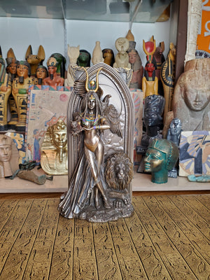 The Priestess Statue by Ruth Thomson - Cold Cast Bronze