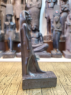 Stone Akhenaten Statue - Made in Egypt
