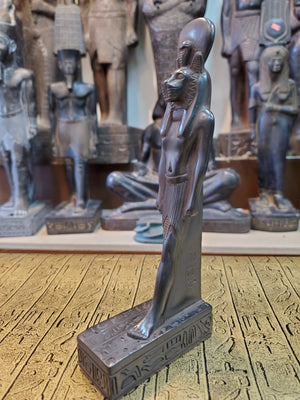 Stone Sekhmet Statue - Made in Egypt