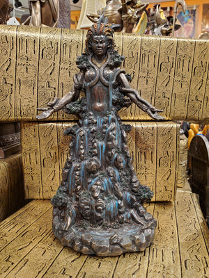 Celtic Danu Goddess Staute