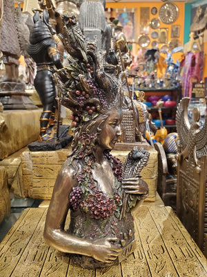 Gaia Mother Earth Goddess Statue
