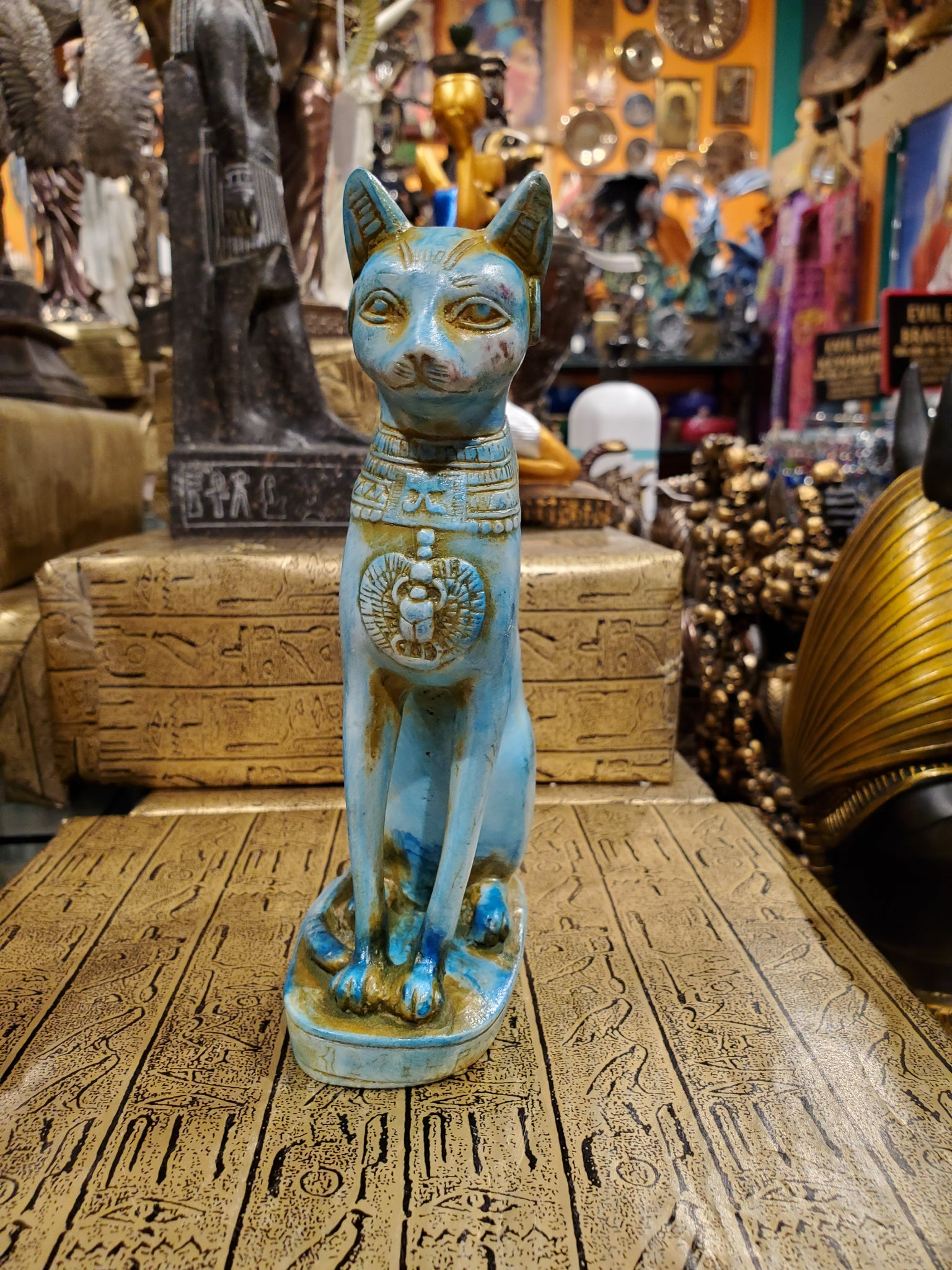 Bastet Statue - Made in Egypt