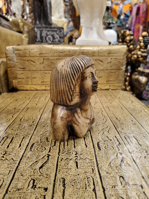 Egyptian Queen Statue - Made in Egypt