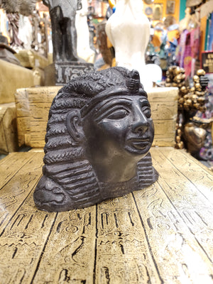 Stone Pharaoh Statue - Made in Egypt