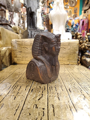 King Tutankamun Statue - Made in Egypt