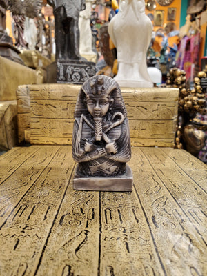 Double Pharaoh Statue - Made in Egypt