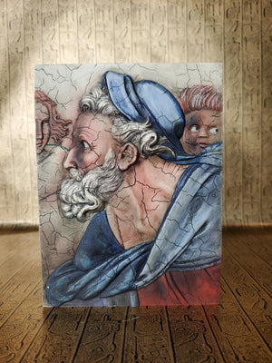 Sistine Chapel Wall Plaque