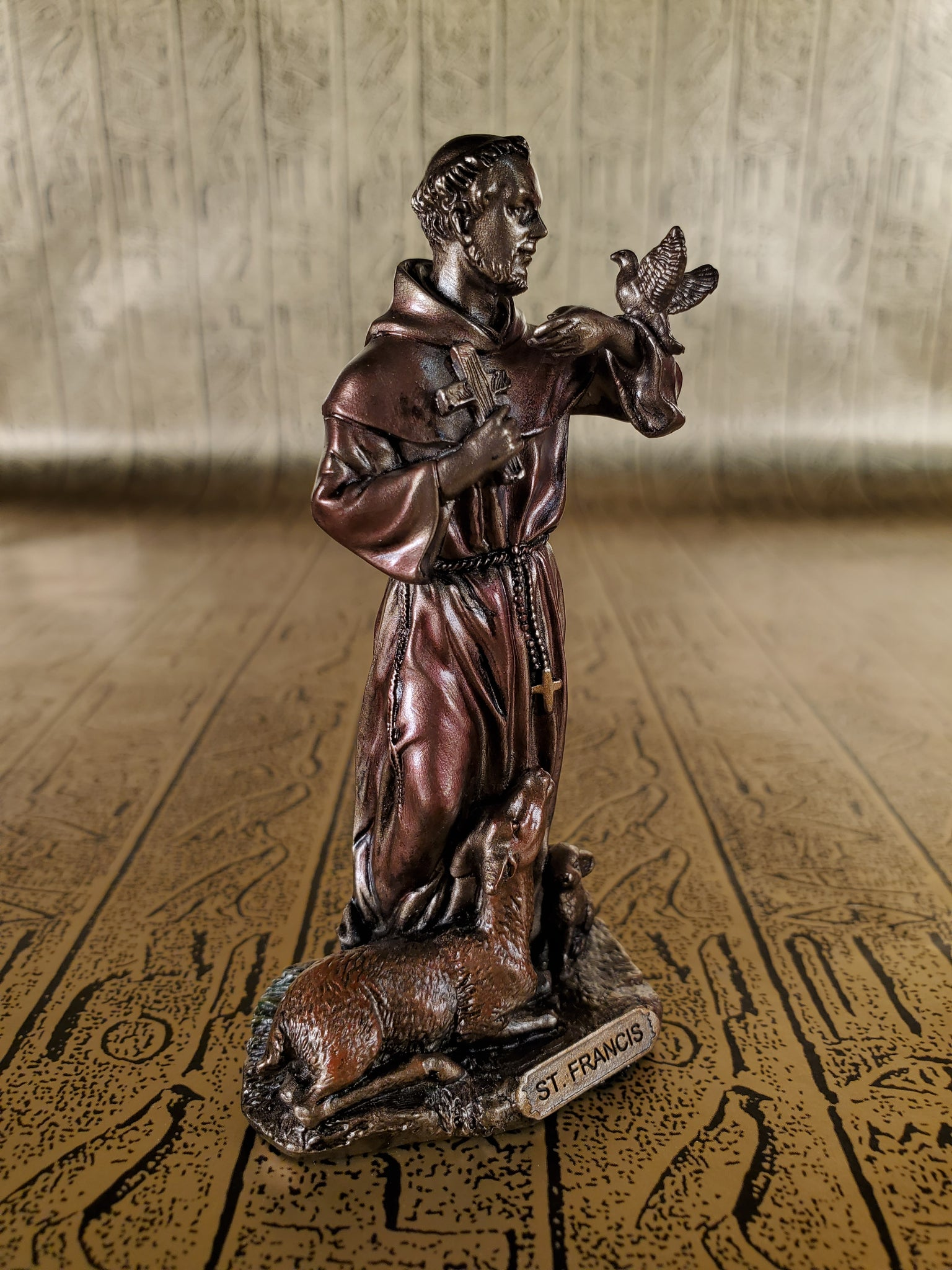 St. Francis of Assisi Mini Statue