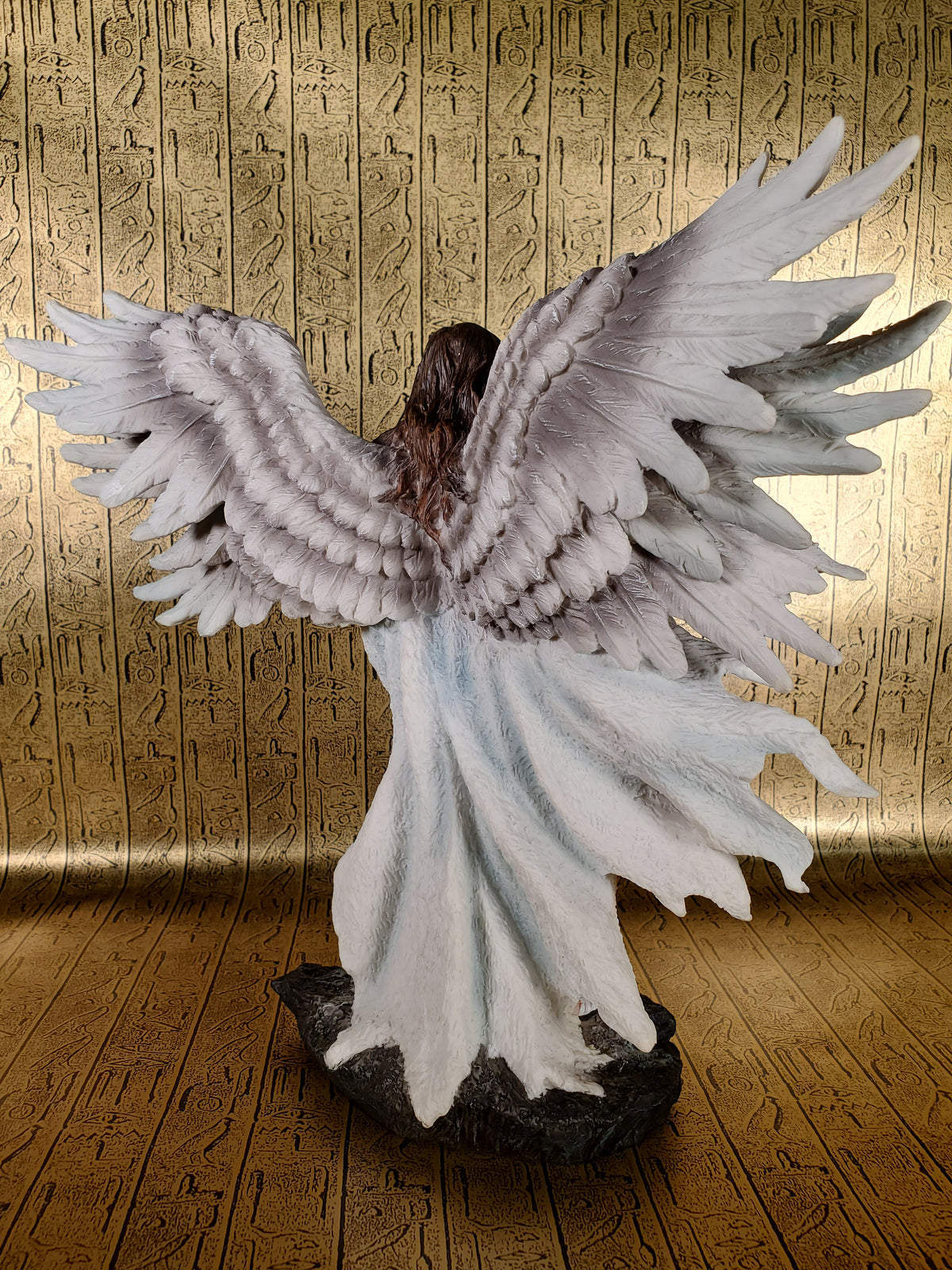 Six Winged Seraphim Statue - Seraph Guardian Angel